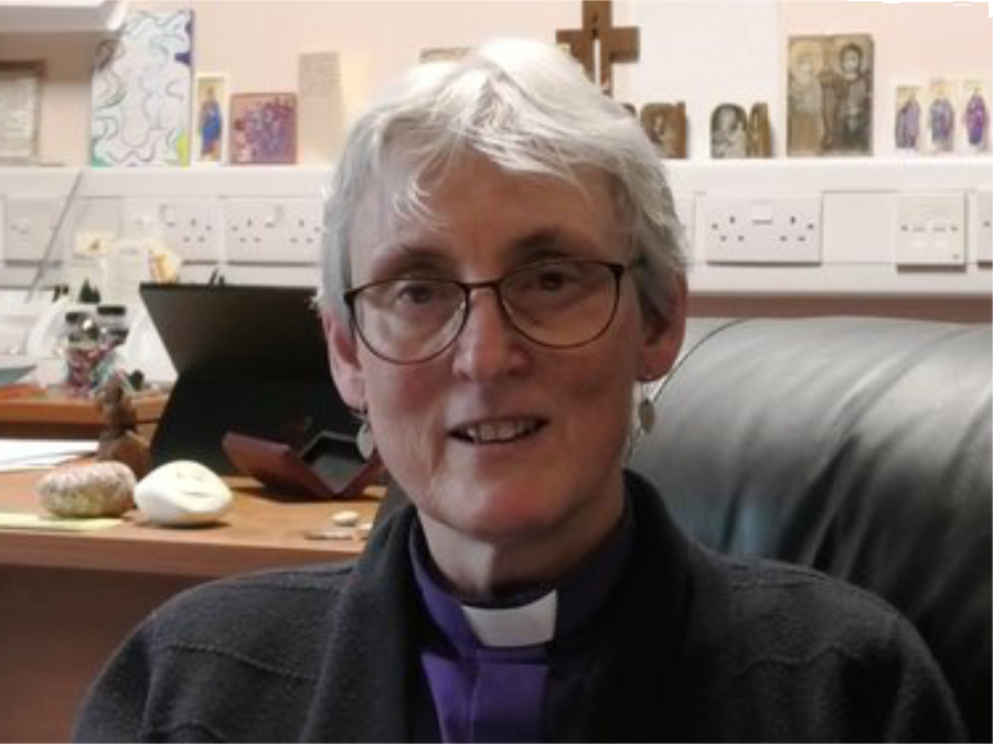 Joanna Pemberthy, Bishop of St Davids
