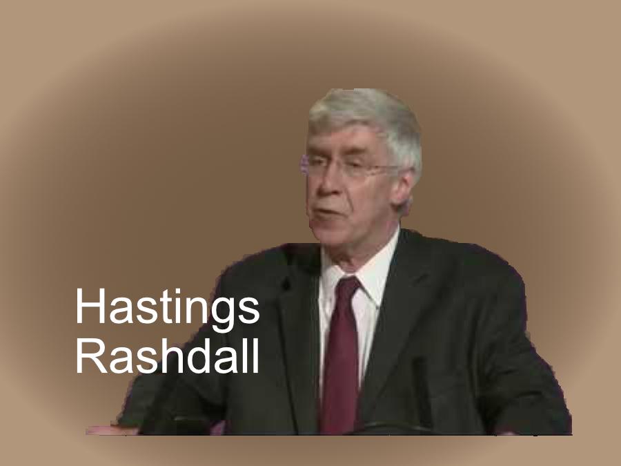 Hastings Rashdall